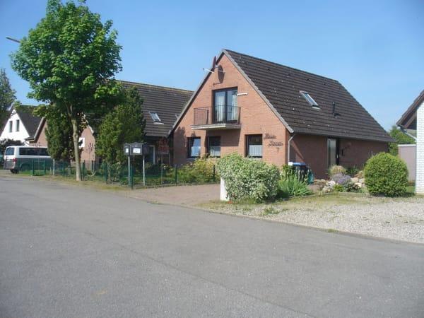 Wohnung mit Balkon im Haus Körner
