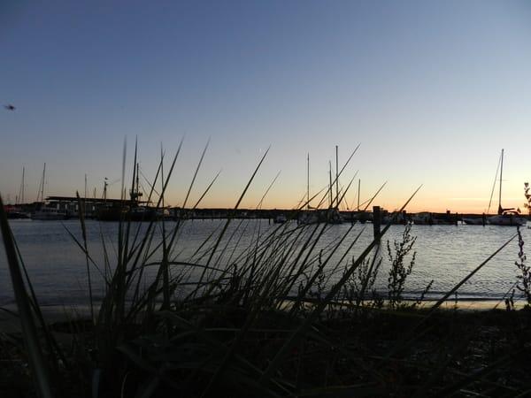 Hafen Glowe