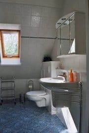 Waschbecken/WC