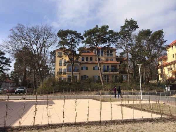 neue Umgebung der Residenz
