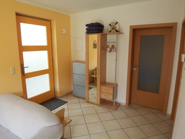 Eingangsbereich - Garderobe