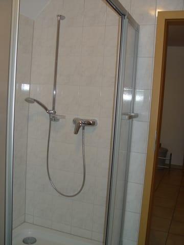 Große Dusche DG