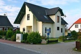 Unser Haus mit Ferienwohnung