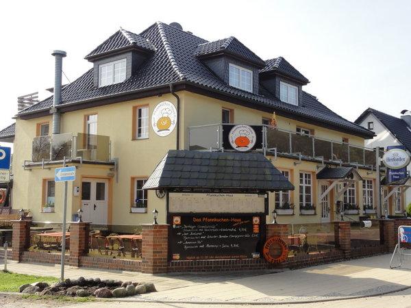 "Das ""Pfannkuchenhaus"""
