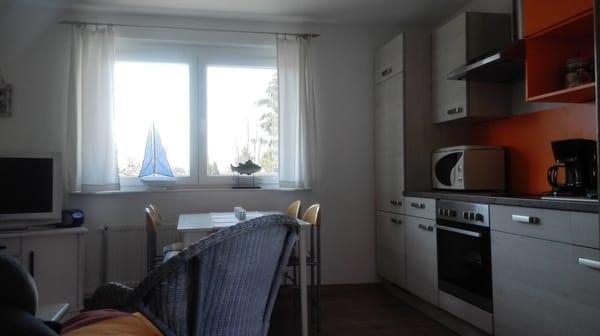Küche /Wohnraum