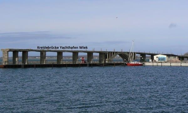 Kreidebrücke Wiek
