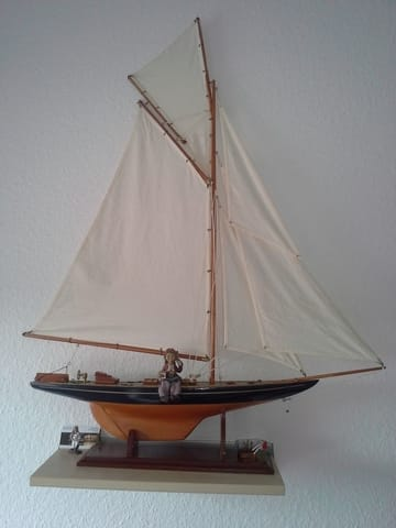 maritime Ausstattung