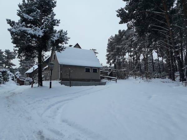 Winter auf dem Galgenberg