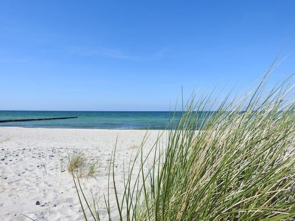 Ostseestrand von Zingst