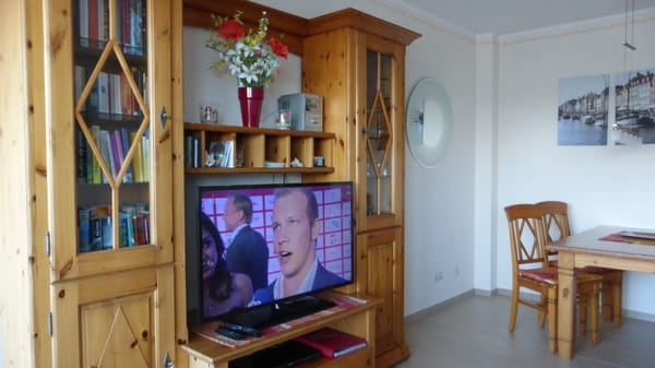 SMART- TV mit Blu ray Player