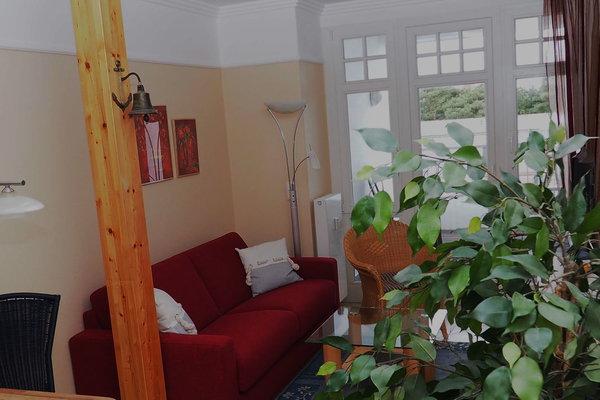 gemütliche Couch, 2017 erneuert