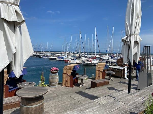 Gastronomie am Jachthafen
