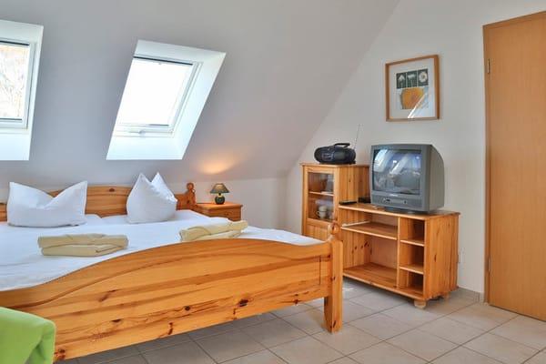 Appartement / Schlafbereich