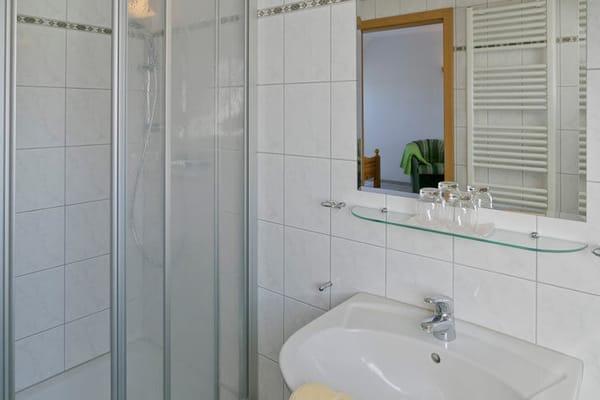 Badezimmer / Dusche