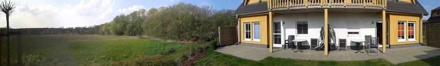 Willkommen in unserem Ferienhaus im Ostseebad Koserow - nur ca. 200m zur Seebrücke!