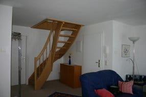 Treppe zum Schlafzimmer 2