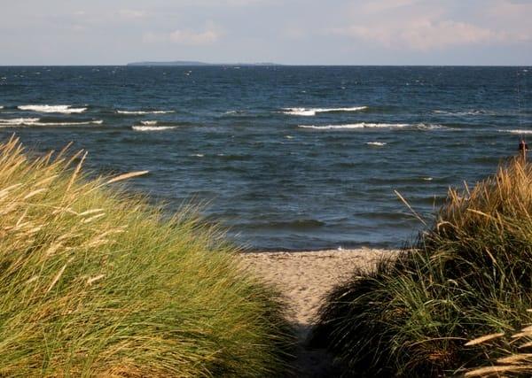 Sonne und Strand und die Ostsee...