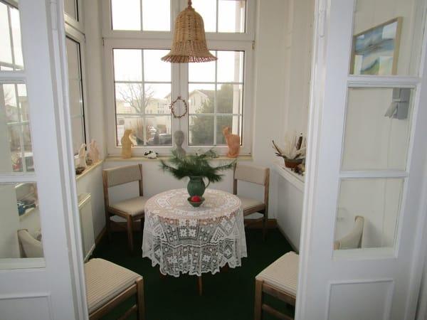 Villa Eingangsbereich