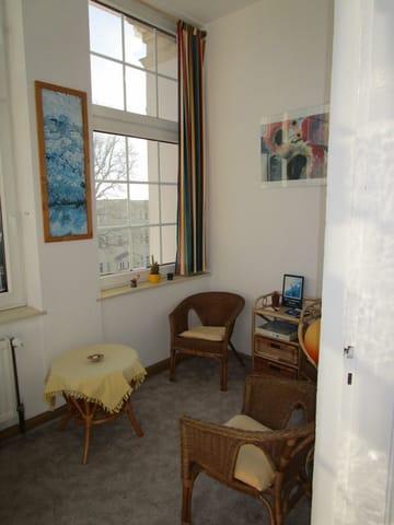 Balkon / Wintergarten
