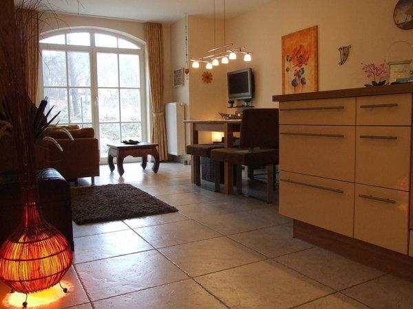 ostsee baabe ferienwohnung d nentraum tolle lage am meer. Black Bedroom Furniture Sets. Home Design Ideas