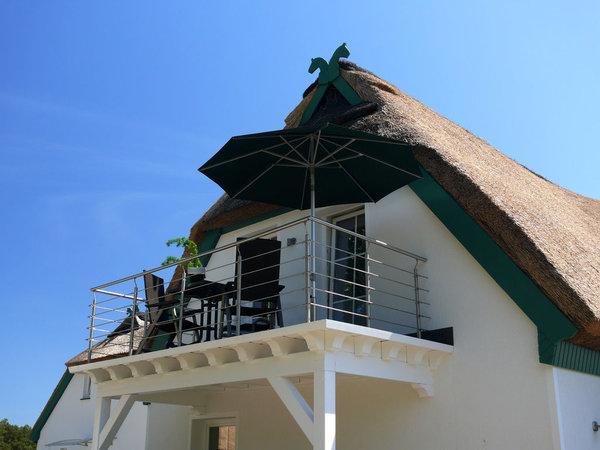 Balkon Wohnung 9