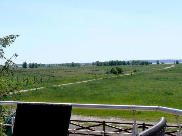 Aussicht vom Dachgarten