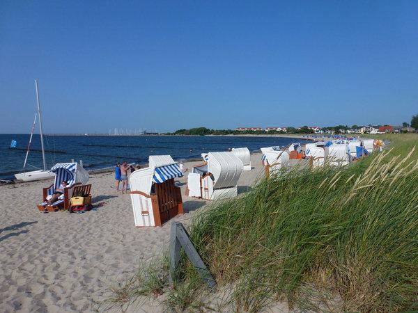 Glower Strandleben