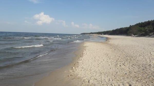 Strand von Zinnowitz