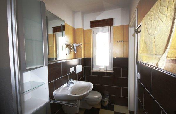 Tageslichtbad mit Handtuchwärmer
