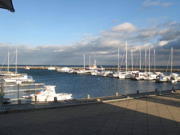 Salzhaff / Hafen