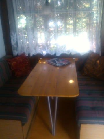 Sitzecke(Miniwohnzimmer)