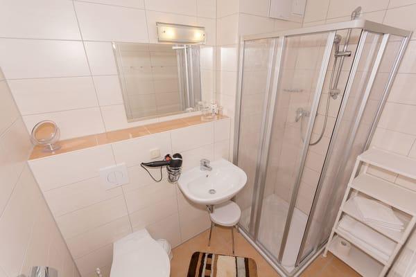 Badezimmereinblick