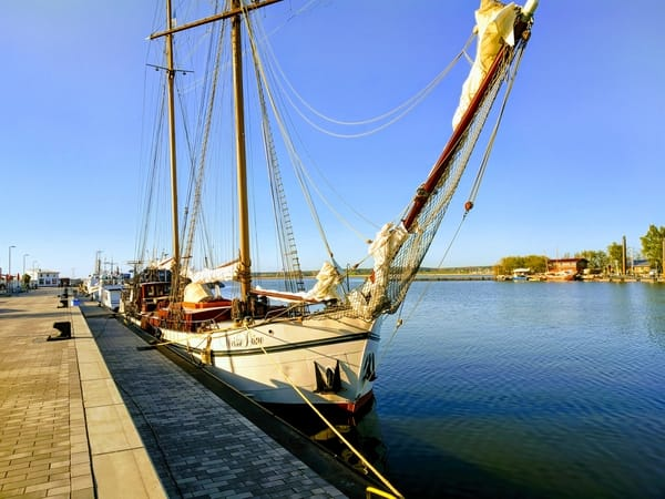 Hafen Peenemünde