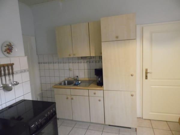 Wohnküche Küchenzeile