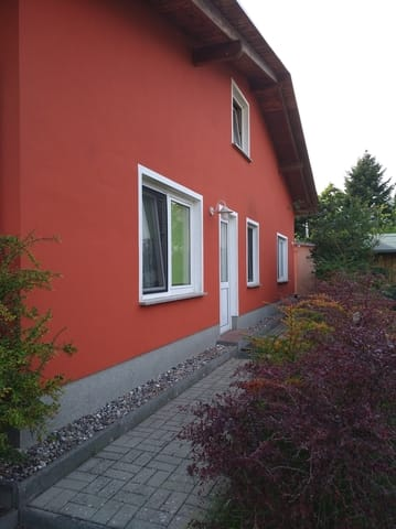Eingang Appartement