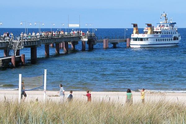 Göhren - Seebrücke