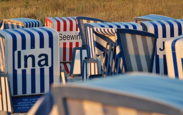 Genießen Sie Ihren Urlaub im eigenen Strandkorb