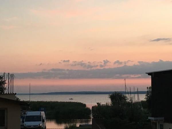 Hafen von Loddin
