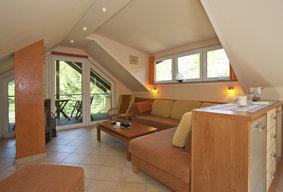 Wohnzimmer-Sitzbereich