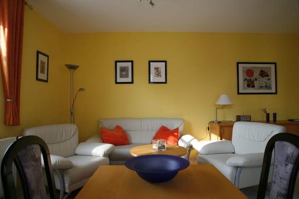Wohnbereich - in Sofa und Sessel abchillen