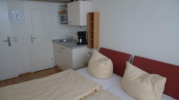Wohnung 1 - mit kleiner Teeküche