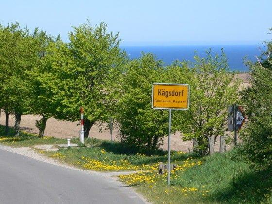 Willkommen im idyllischen Kägsdorf!