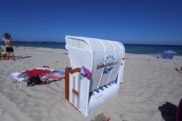 das könnte Ihr Strandkorb sein