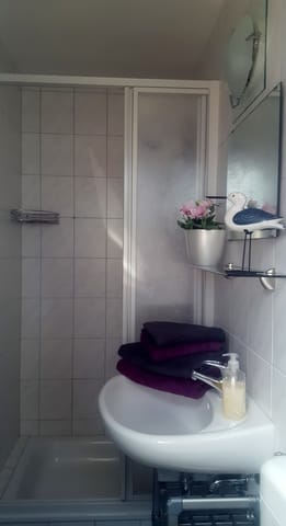 Badezimmer / Dusche / WC