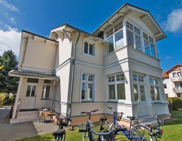 Familienfreundliches Ferienhaus, Wohnung im Obergeschoss