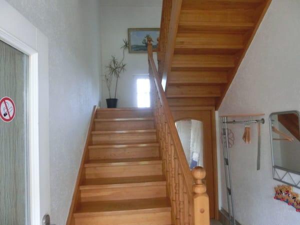 Eingangsbereich, Flur und Garderobe