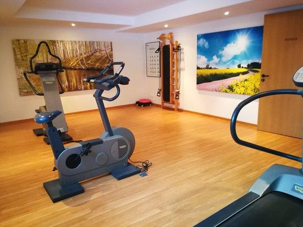 Fitnessraum im Hause (kostenlose Nutzung)