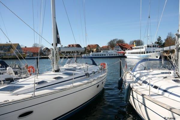Hafen Breege in nur 2 km Entfernung