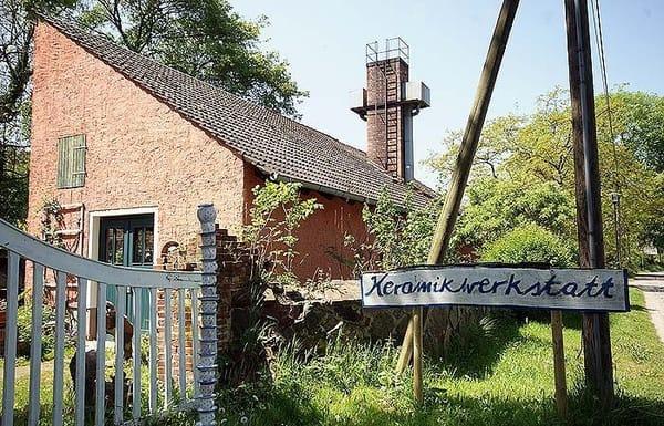 Töpferei in Morgenitz