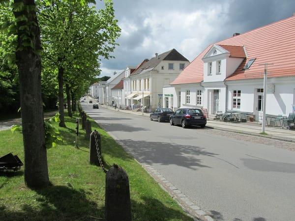 Unterwegs auf Rügen: Putbus